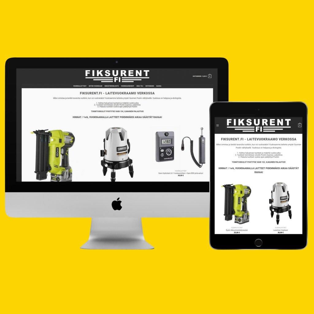 FiksuRent.fi